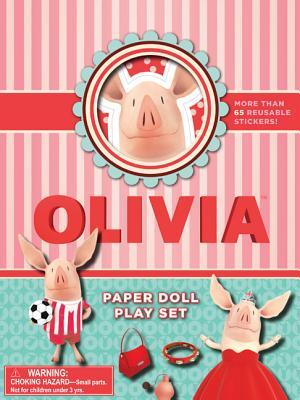 Olivia Paper Doll Play Set By Falconer, Ian